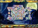 Скриншот мини игры Маджонг. Древний Египет